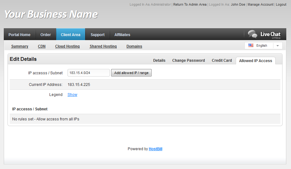 Release Notes: 2012 | HostBill | Billing & Automation Software for